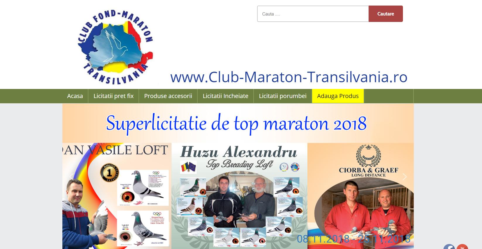 Club Fond-Maraton Transilvania