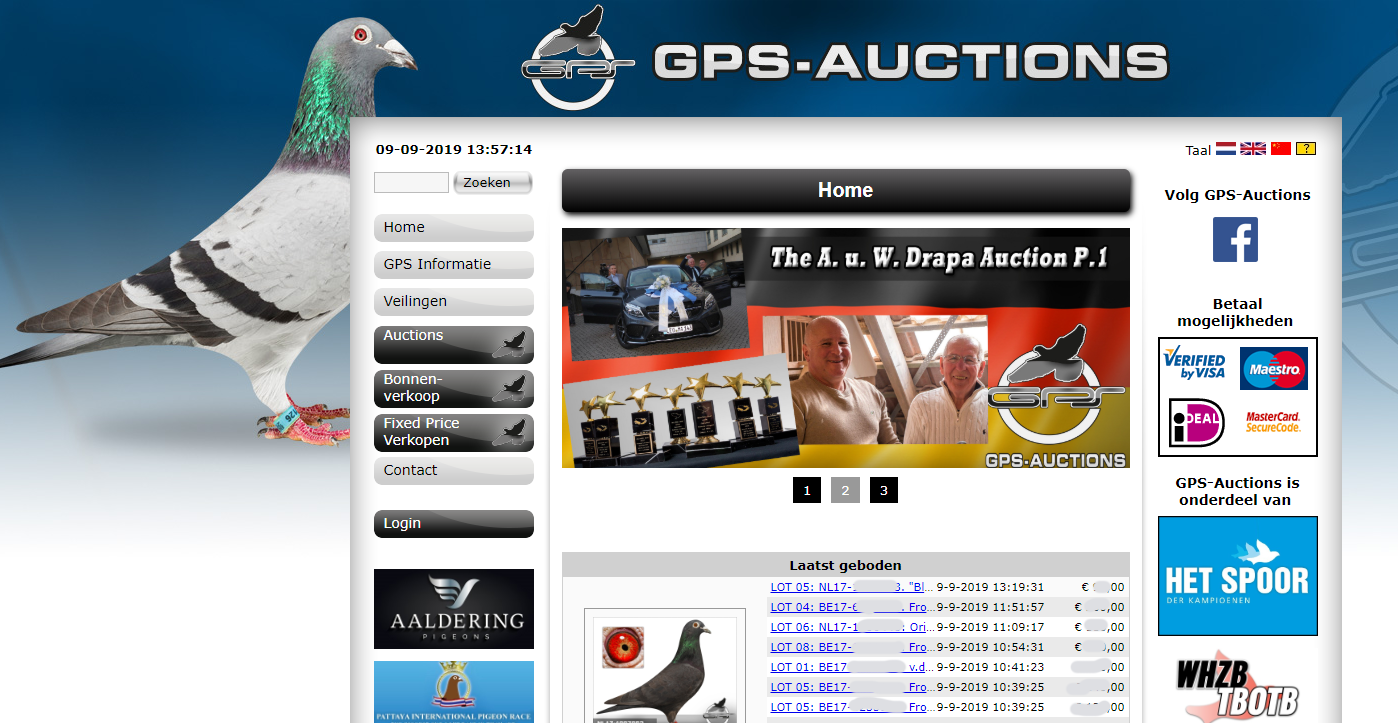 GPS-AUCTIONS