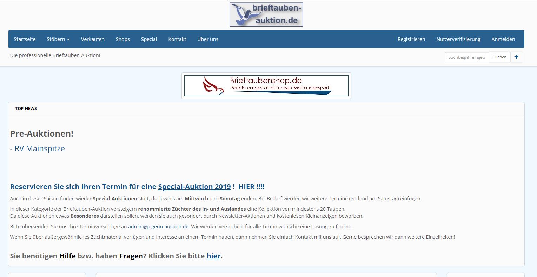 Pigeon-auction.de
