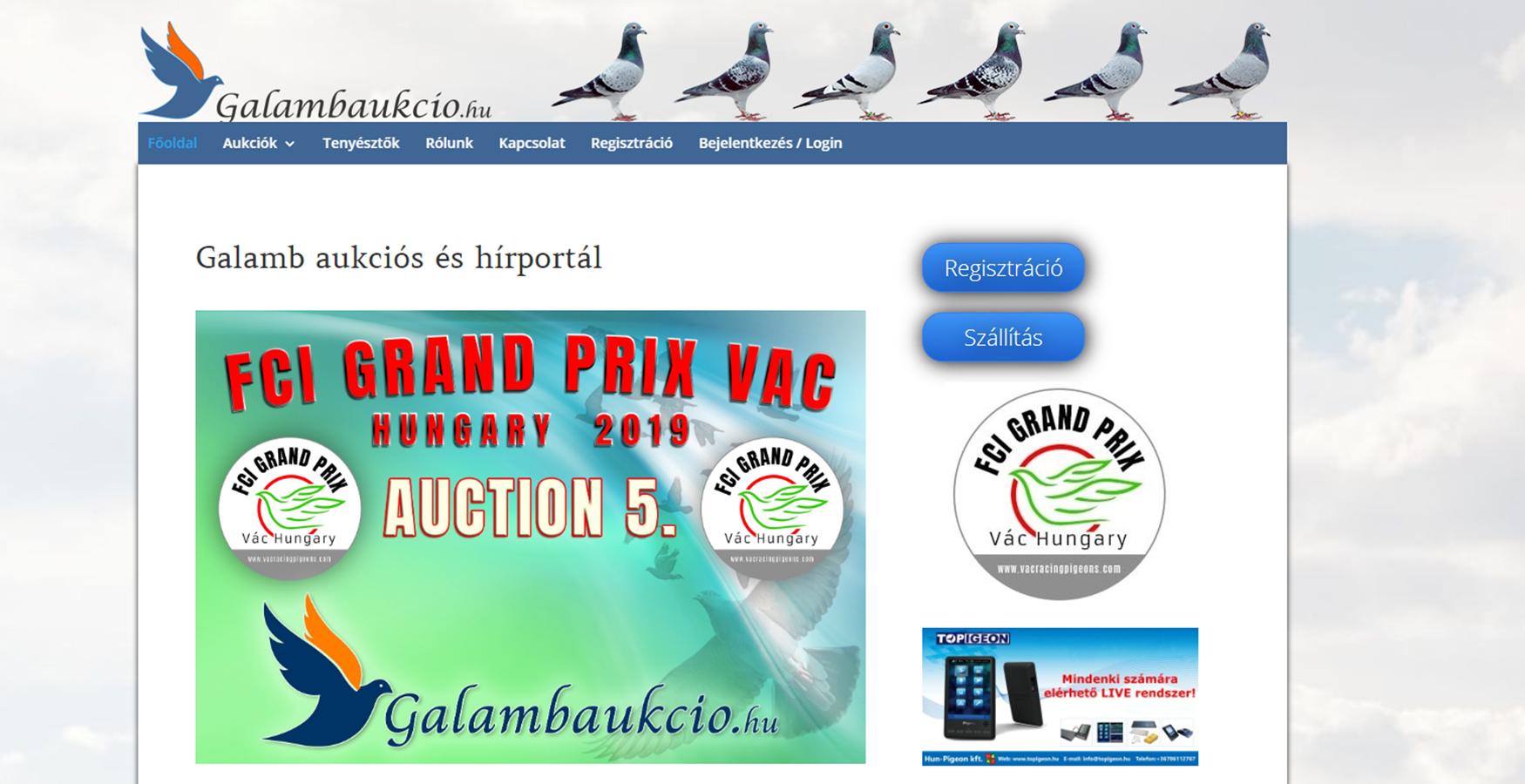 Galambaukcio